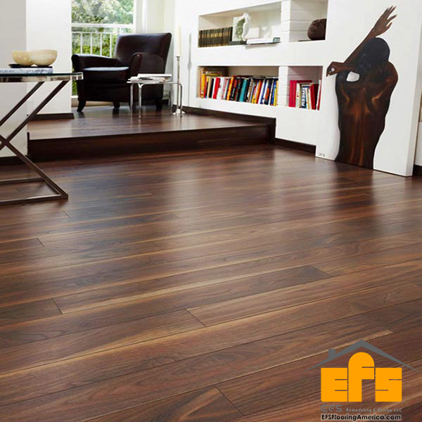 Is laminate parquet suitable for home?