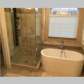 Bathroom remodeling by EFS remodeling