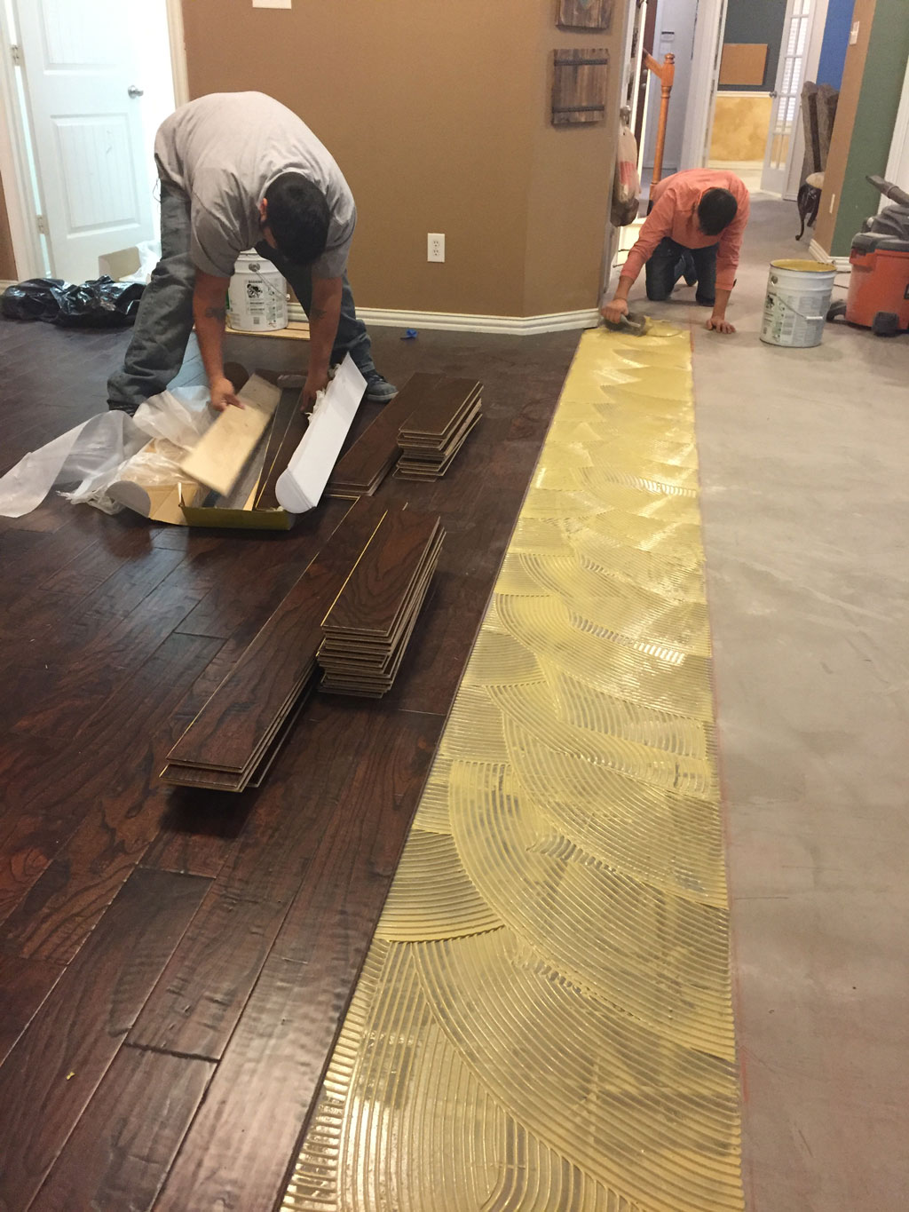 Engineering Hardwood Remodeling