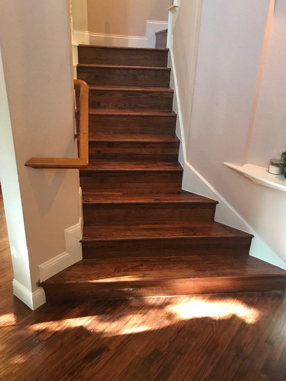 Stairs Remodeling